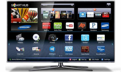Samsung Smart Hub Redesign to Make an Appearance at CES 2013