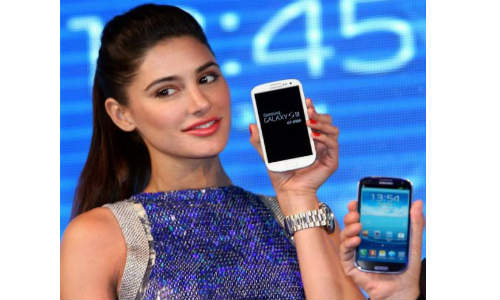 Samsung sold 10m handsets in India