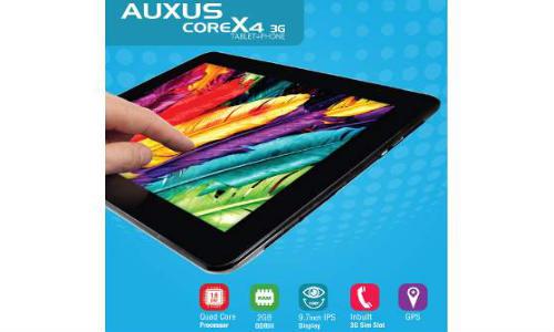 iBerry Unveils Auxus CoreX2 and Auxus CoreX4 tablets at Rs 10,990