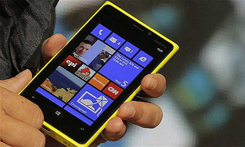 Nokia Lumia 920 Set for India Release in January 2013