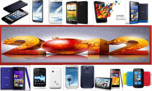 Smartphone Buying Guide 2012: Top 10 High End Phones in India