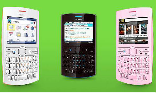 Asha 205: Nokia's First Facebook Phone now Available on Infibeam