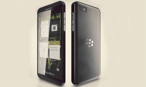 BlackBerry Z10 Image Leak Shows Smartphone Running BB10 OS