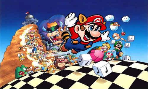 Super Mario Bros 3 Makes its Way to 3DS Virtual Console
