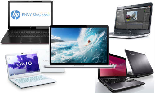 Top 5 Best Laptops Launched in India in 2012