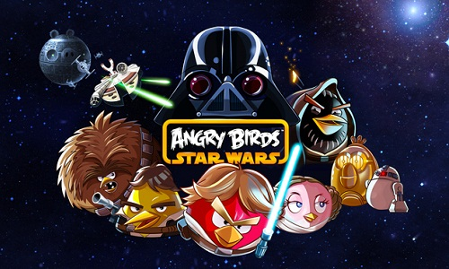 Angry Birds Space and Star Wars Hit Windows Phone 7