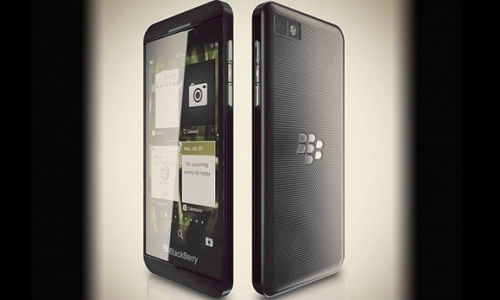 BlackBerry X10 Images Leak Revealing QWERTY Keypad