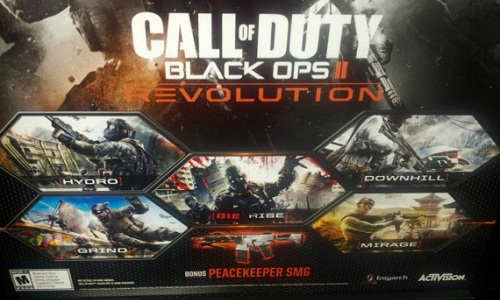 Black Ops 2 Revolution Reportedly Launching on January 29