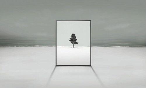 Samsung Might Showcase a Transparent, Portrait TV for CES 2013