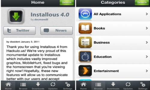 Hackulous: iOS Pirated App Reportedly Shutting Down its Services