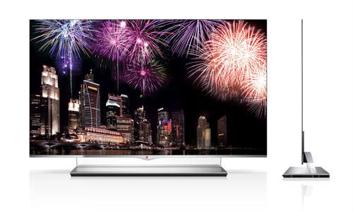 LG 55-inch WRGB OLED TV up for Pre Order in Korea at Rs 5,62,464