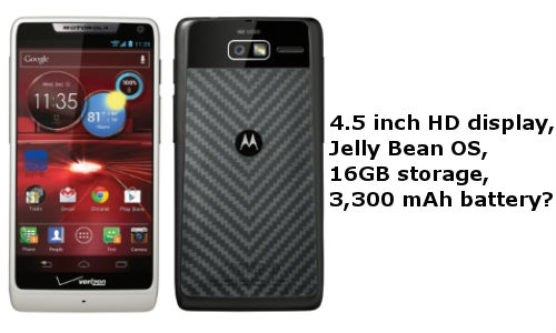Motorola Droid Razr M HD Specs Leak Revealing Exciting Details