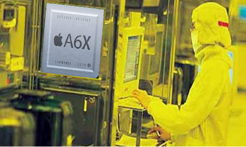 Apple Drops Samsung: Reportedly Switches to TSMC for A6X Production