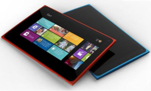 Nokia 10.1 Inch Windows RT Tablet Coming in Q1 2013