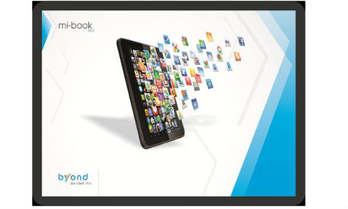 Byond Mi-book Mi7: Android ICS Tablet Launched at Price of Rs 11,499