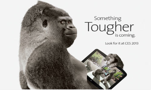 Corning Set to Launch Gorilla Glass 3 Next Week