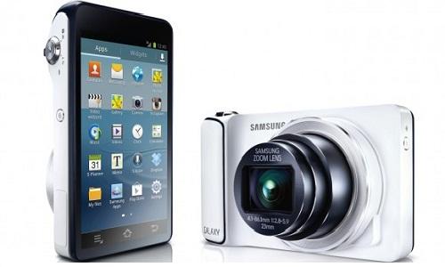 Samsung Galaxy Camera gets Android 4.1.2 Upgrade