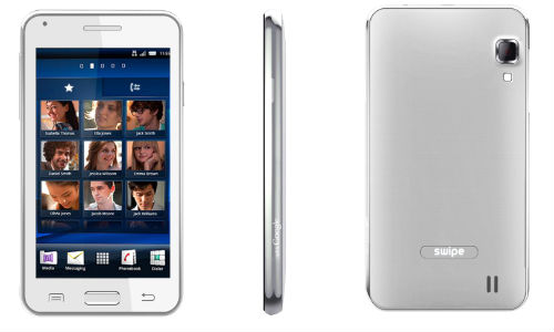 Swipe F1 Fablet: Micromax A110 Canvas 2 Competitor Launched at Rs 9.5k