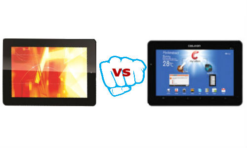 Byond Mi-Book Mi7 vs Celkon Celtab CT2: Voice Calling Tablet Fight