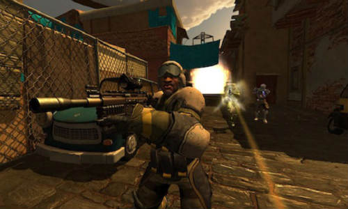 Offensive Combat Out Now on Facebook with Multiplayer Shooter Action