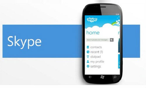 Skype for Windows Phone 8: Update Disables Integration