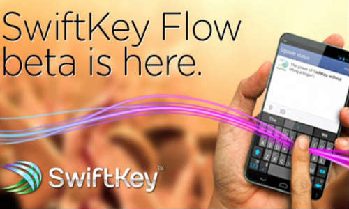 SwiftKey Flow Beta Updated to Version 4.0.0.61: Gets Bug Fixes