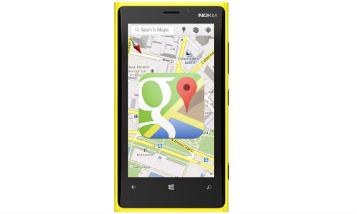 Why Google Blocked Windows Phone Device Users from Google Maps?
