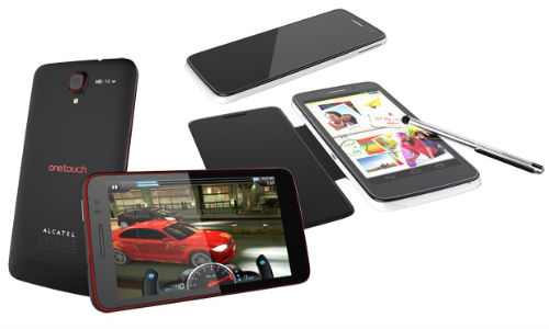 CES 2013: Alcatel Unveils Two One Touch Handsets Scribe X and HD-LTE