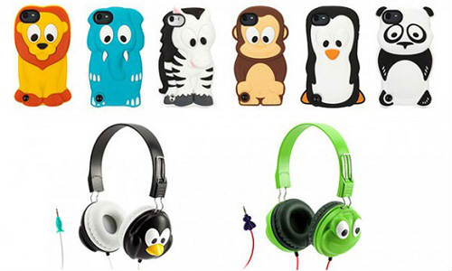 Griffin Unveils Accessories for Geeky Kids at CES 2013