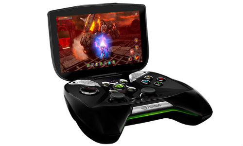 Project Shield: Nvidia Launches Handheld Gaming Device at CES 2013