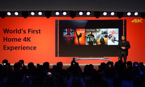 CES 2013: Sony Flaunts New Xperia Smartphones, VAIO PCs, 4K TVs