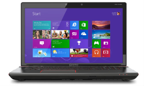 CES 2013: Toshiba Unveils Updated Line up of Satellite and AIO Laptops