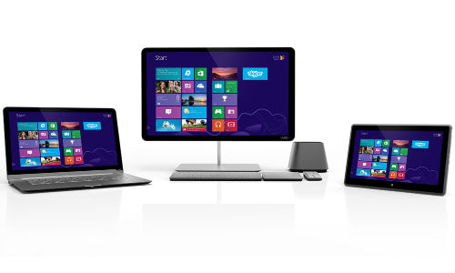 CES 2013: Vizio Launches 11.6 Inch MT11x-A1 Tablet Along with Windows8