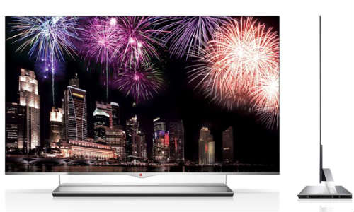 LG 55 Inch OLED TV to Hit US Stores in March 2013