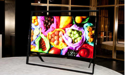 Samsung S9 UHD TV: Whopping 85 Inch Beast Unwrapped