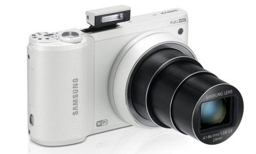 Samsung Unveils New Smart Cameras at CES 2013: WB250F/WB200F, WB800F