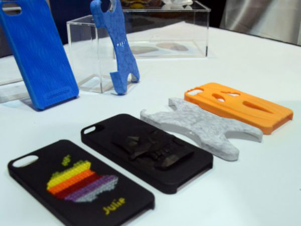 Sculpteo's bespoke iPhone cases