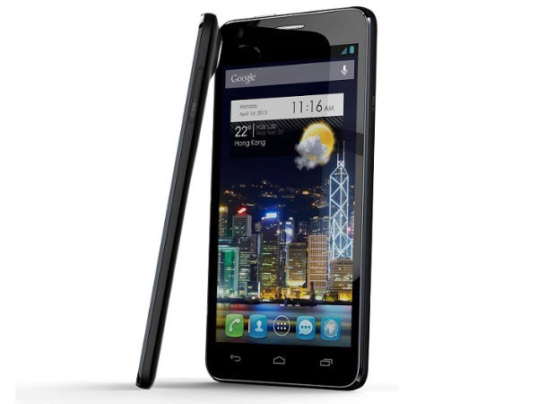 Alcatel One Touch Idol Ultra: