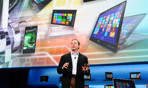 Intel at CES 2013: Flaunts Innovations in Mobile Device Platform