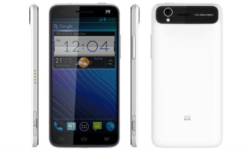 ZTE Grand S Unveiled: World's Thinnest, Android 4.1 Smartphone