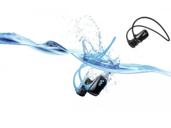 Water-proof Sony Walkman NWZ-W273 MP3 Player