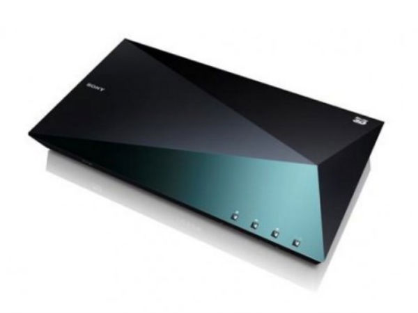 Sony Smart Blu-ray Disc players