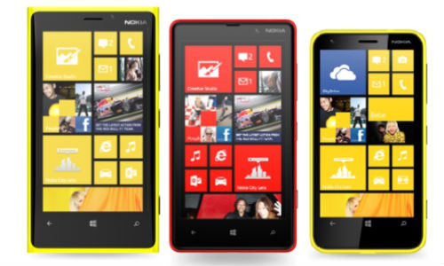 Nokia Lumia 920 & Lumia 820 Released in India; Lumia 620 Coming Soon