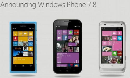 Nokia India: Windows Phone 7.8 Upgrade for All Lumia 7.5 Handsets