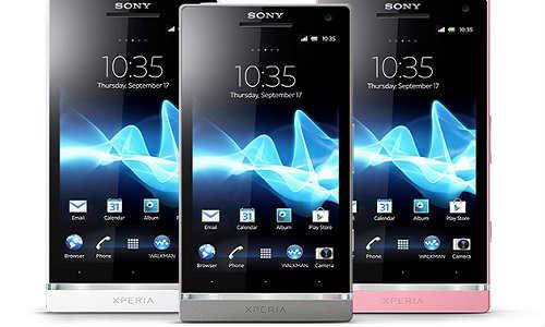Sony Xperia Neo L, Sola, Xperia SL, GO and U Receive a Price Cut