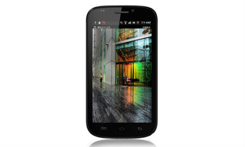 Lava Iris 501: 5-Inch Display, Dual SIM, Dual Core Android ICS Phablet