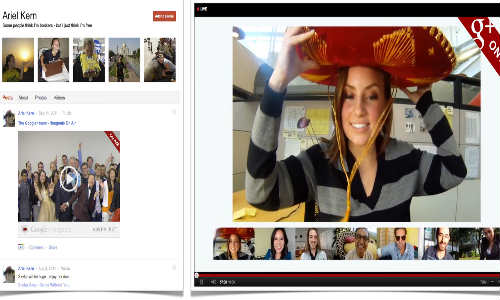 Google+ Hangouts On Air Gets Update With Full Screen Option
