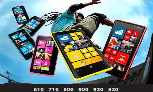 Nokia Q4 2012: 4.4 Million Lumias Sold Along with 9.3 Million Units