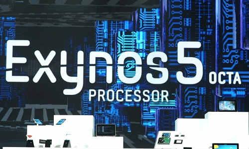 Samsung Unveils Galaxy S4 Processor Exynos 5 Octa at CES 2013