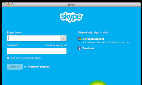 Skype 6.1 for Windows Released with Microsoft Outlook Integration